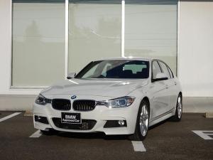 BMW 3シリーズ 320d Mスポーツ アクティブクルーズコントロール ワンオーナー 1年間走行無制限保証