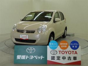 トヨタ パッソ X キーレスエントリー メモリーナビ CD再生装置 ETC