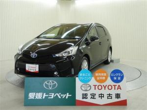 トヨタ プリウスアルファ Sツーリングセレクション イモビライザー スマートキ- CD