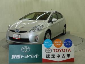 トヨタ プリウス S スマートキ- イモビライザー 点検記録簿 HDDナビ