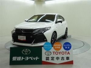 トヨタ ハリアー エレガンス GRスポーツ メモリーナビ バックモニター