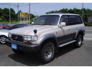 トヨタ ランドクルーザー80の画像(愛媛県)