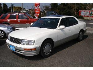 トヨタ セルシオ A仕様 eRバージョン装着車
