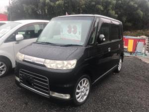 ダイハツ タント カスタムVS ベンチシート AT ETC 軽自動車 660