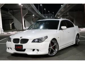 BMW 5シリーズ 530i 革 サンルーフ ACシュニッツアー エアロ