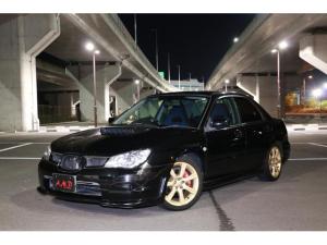 スバル インプレッサ WRX ターボ 4WD クスコ強化クラッチ 4WD ETC アルミホイール MT DVD再生 CD キーレスエントリー 電動格納ミラー 衝突安全ボディ ABS エアコン