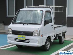 スバル サンバートラック JA 幌付