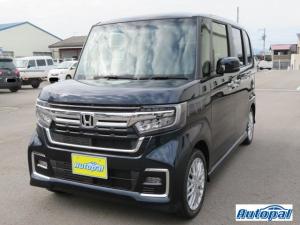 ホンダ N-BOX カスタム Lターボ 新車展示車