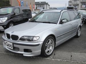 BMW 3シリーズ 318iツーリング Mスポーツ HDDナビ ワンオーナー