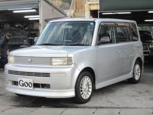 トヨタ bB S Xバージョン コラムオートマ