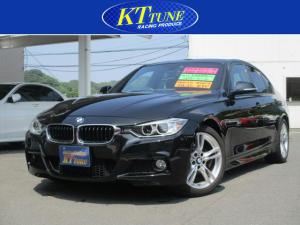BMW 3シリーズ 320i Mスポーツ Pシート 純正ナビ Bカメラ ETC