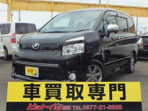 トヨタ ヴォクシー ZS 煌 両側自動ドアー HDDナビ バックカメラ ETC