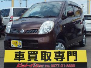日産 モコ S 走行35300キロ フル装備 CDステレオ
