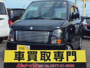 スズキ ワゴンR 250T 限定車 純正フルエアロ カーナビ 走行49000キロ