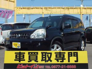 日産 エクストレイル 20X 4WD 純正カーナビ 地デジフルセグTV バックカメラ