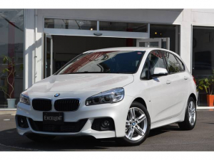 BMW 2シリーズ 218iアクティブツアラーMスポーツコンフォート地デジBカメ