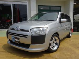 トヨタ プロボックス GL WORK15インチアルミ/タイヤ新品 ローダウン ナビ ドライブレコーダー ETC