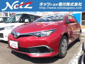 トヨタ オーリス 150X Cパッケージ ナビTV ETC バックモニター
