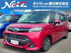 トヨタ タンク カスタムG-T HDDナビ フルセグTV バックカメラ