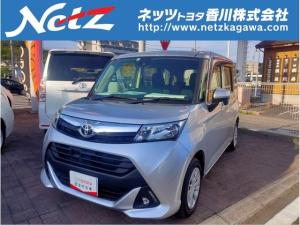 トヨタ タンク X S 電動スライドドア スマートキー エンジンプッシュスタート