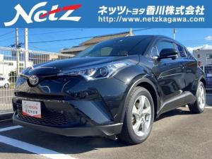 トヨタ C-HR S Toyota Safety Sense クルーズコントロール スマートキー イモビライザー ナビTV Bluetooth接続 バックカメラ オートライト アイドリングストップ