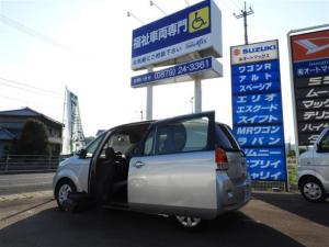 トヨタ ポルテ F 助手席リフトアップシート 左パワースライドドア 福祉車両