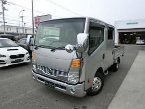 日産 アトラストラック WキャブスーパーローDX