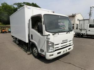 いすゞ エルフトラック  -30度設定 冷蔵冷凍車