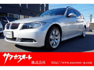 BMW 3シリーズ 320iツーリング パワーシート 純正アルミ