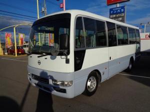 日産 シビリアンバス ロングSX 29人乗 スイング式自動ドア