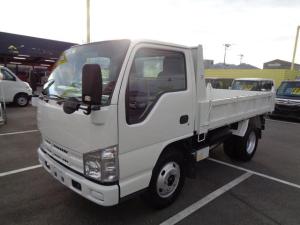 いすゞ エルフトラック ST高床強化ダンプ 3t4ナンバー