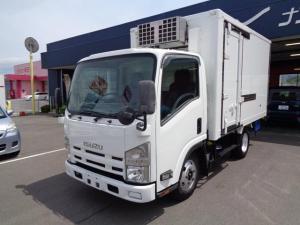 いすゞ エルフトラック SG2t冷蔵冷凍車ー30℃サイドドア・スタンバイ付き