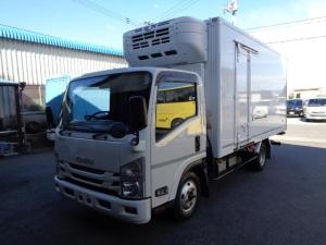 いすゞ エルフトラック  SG 2t ワイドロング 中温3℃冷蔵車