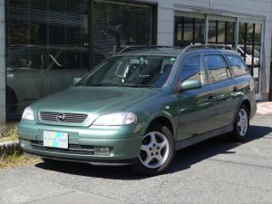 オペル アストラ ワゴン エディション100 ノーマル車 コンチ・タイヤ付