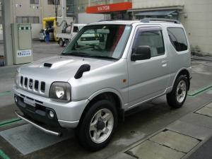 スズキ ジムニー XC 4WD オートマ CDオーディオ ETC