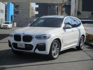 BMW X3 xDrive 20d Mスポーツ 4WD ナビ フルセグTV