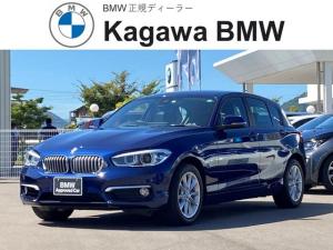 BMW 1シリーズ 118i スタイル パーキングサポートパッケージ コンフォートパッケージ 純正ナビ バックモニター ETC クルーズコントロール CD/DVD LEDヘッドライト