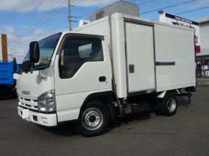 いすゞ エルフトラック  1.5トン-保冷 中温冷凍車