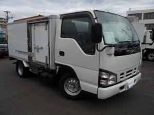 いすゞ エルフトラック  1.1トン中温冷凍車
