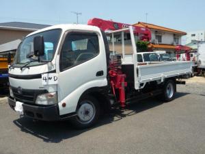 トヨタ ダイナトラック  ダイナ2トン4WDワイドロング 3ダンクレーンラジコン