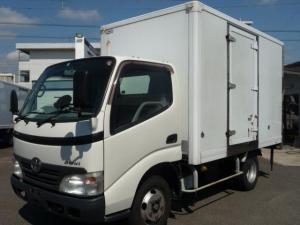 トヨタ ダイナトラック  2トン保冷車キーストン