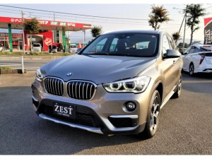 BMW X1 sDrive 18i xライン 純正ナビ Bluetooth バックカメラ 禁煙車