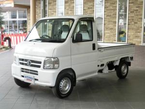 ホンダ アクティトラック SDX 5MT 4WD タイベル交換済 エアコン パワステ
