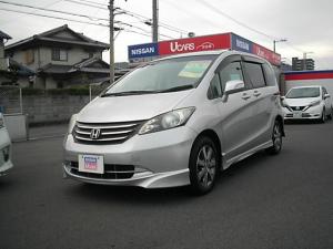 ホンダ フリード G エアロ ジャストセレクション7人乗り ETC☆