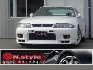 日産 スカイライン GT-R 1オーナー GT-Rキ- ニスモSチューン足回り ディーラー記録簿平成10年〜平成33年まで多数あり