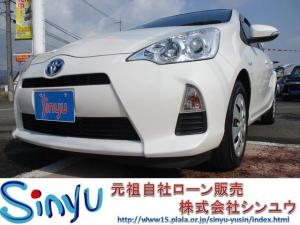 トヨタ アクア S プッシュスタート スマートキー ETC