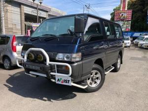 三菱 デリカスターワゴン GLX サンルーフ スライドガラス パートタイム4WD