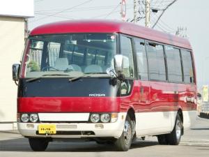 三菱ふそう ローザ 29人乗 マイクロバス
