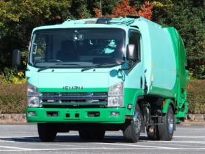 いすゞ エルフトラック 2.6tワイドプレスパッカー