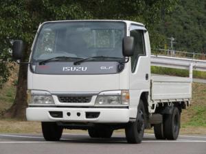 いすゞ エルフトラック 1.5t 低床 4WD 10尺